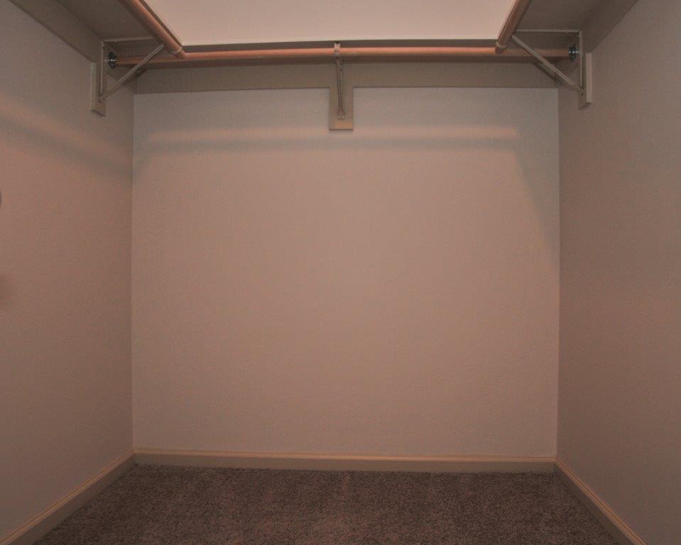 Erwin Terrace Master Closet